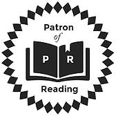 Patron of Reading logo