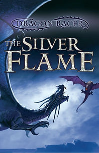 Silver Flame: Dragon Racer cover