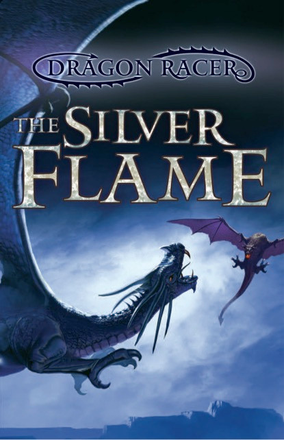 Dragon Racer: The Silver Flame