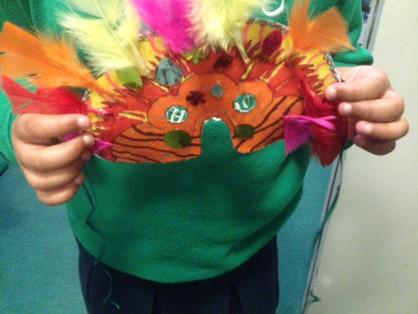 Firebird mask