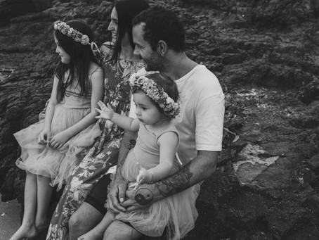Lowe / Brown Family | Wollongong Family Photography Session | Nina Photography Studios