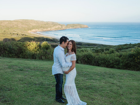Sofia + Adam | Illawarra Maternity Session | Nina Photography Studios (Wollongong)