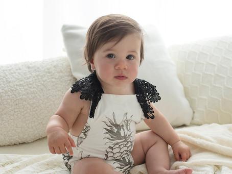 A pineapple a day keeps the worries away   Illawarra Newborn & Baby Photographer   Nina Photogra