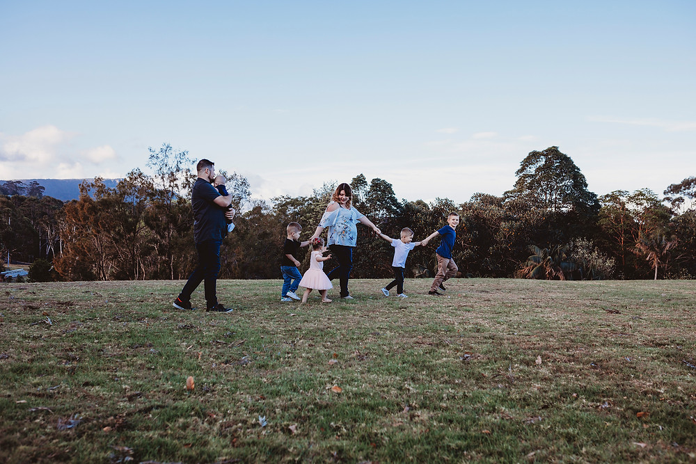wollongong family photography