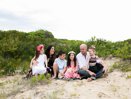 embrace the chaos [wollongong family photography]