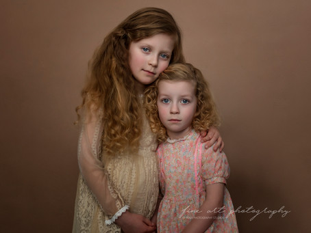 Alice & Zara | Fine Art Portraiture