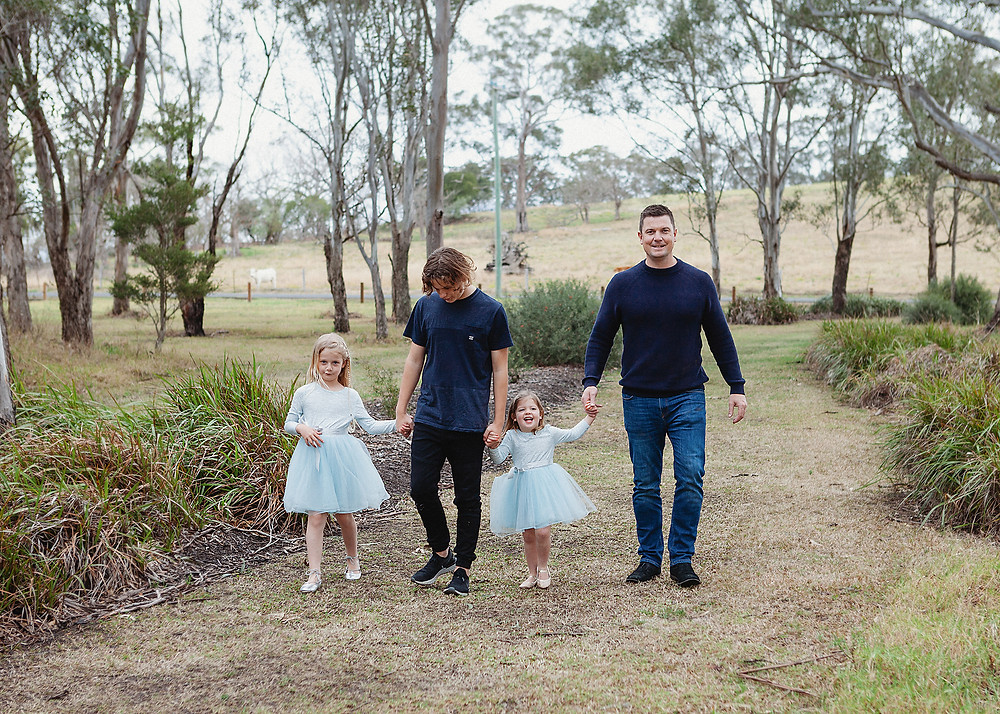 family photos illawarra