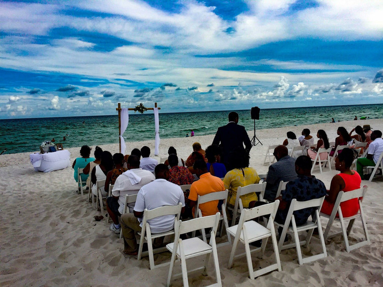 Beach Weddings in Destin, FL