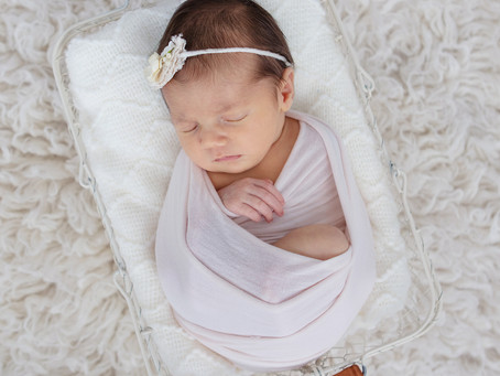 Lovely baby Chloe |  Illawarra Baby Photographer