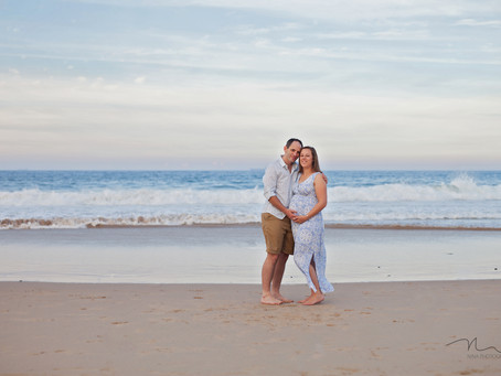 little feet, leave big imprints... Illawarra Maternity Photography