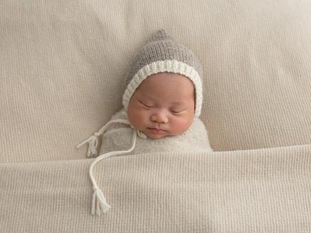 Stretch It Out | Illawarra Newborn & Baby Photographer | Nina Photography (Wollongong)