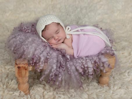 Mary | Illawarra Newborn Photography | Nina Photography Studios