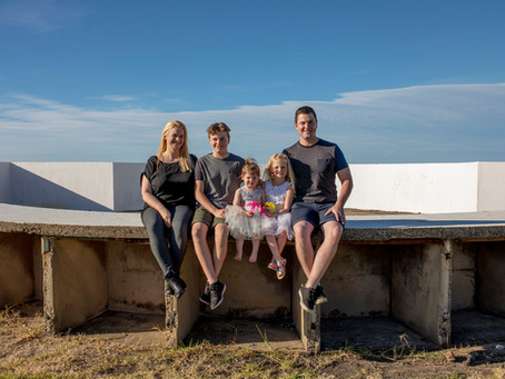 Look on the Whiteside | Illawarra Family Photographer | Nina Photography (Wollongong)
