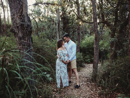 Mike + Jess | Maternity Session | Nina Photography Studios (Wollongong)