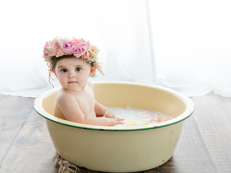 lacey {milk bath}