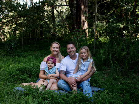 The Gilday Family | Illawarra Family Photography | Nina Photography Studios (Wollongong)