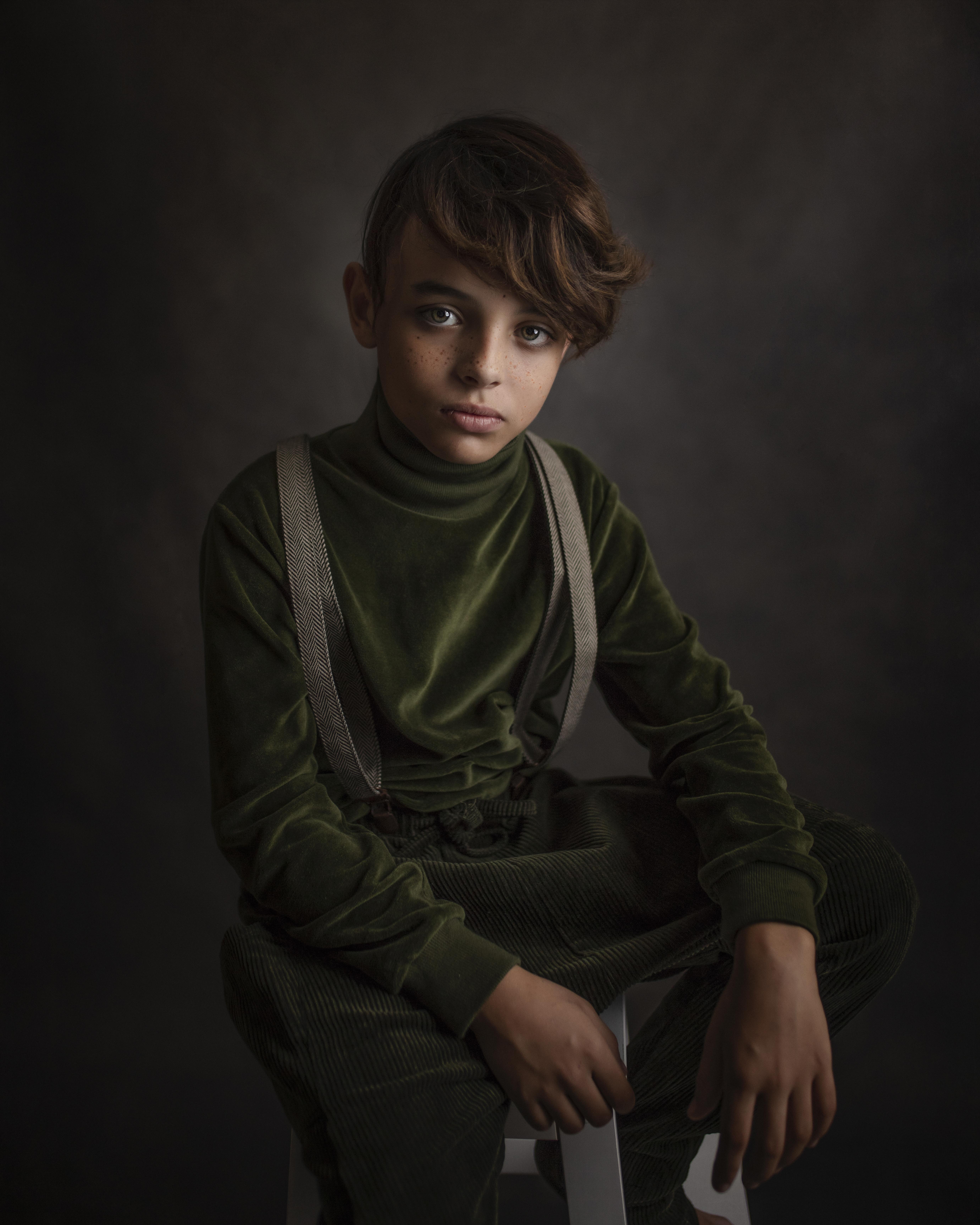 Modern Fine Art Portrait Wollongong