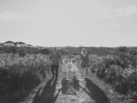 A family with true feelings impossible to hide | Illawarra Family Photography | Nina Photography (Wo