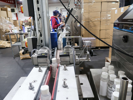 Premier expand production lines to meet hand sanitiser demands