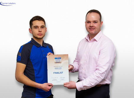 PPMA Apprentice of the Year Finalist
