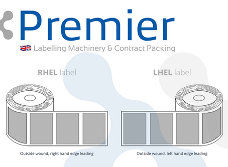 Label Winding Guide