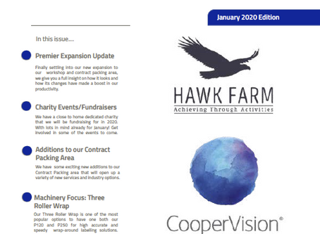 January 2020 Newsletter