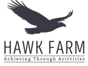 Hawk Farm Visit, Our dedicated fundraising organisation 2020