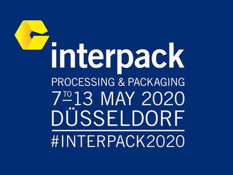 We're Visiting Interpack 2020