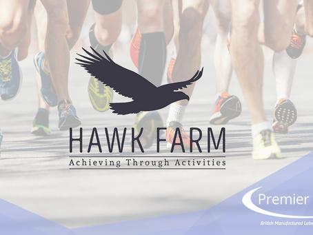 Premier take on the Harwich Half Marathon  for Hawk Farm