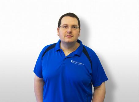 New Service Engineer - Matthew Irish