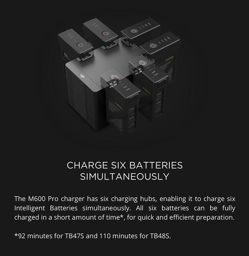 M600 Batteries