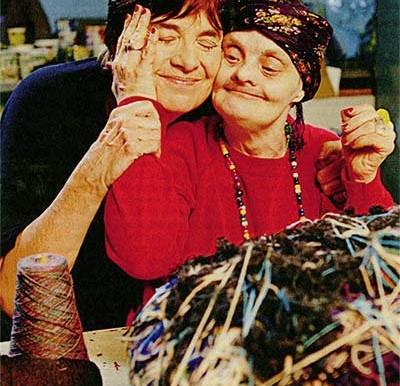 Джудит и Джойс Скотт: история сестринской любви