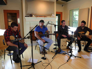 Country Artist Scott Coner Launches 'In The Studio' Acoustic Video Series