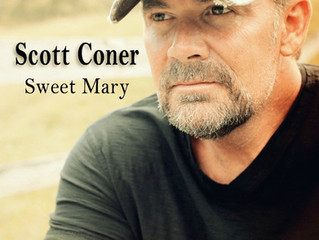 Scott Coner Releases New Single 'Sweet Mary'