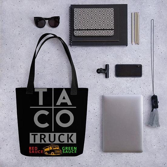 Taco Truck Tote Bag
