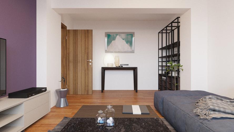 Living 2 Casa Presei Residence