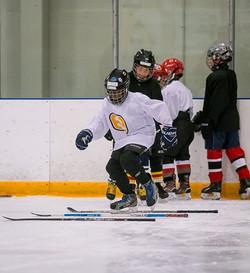 Hockey Power Skating