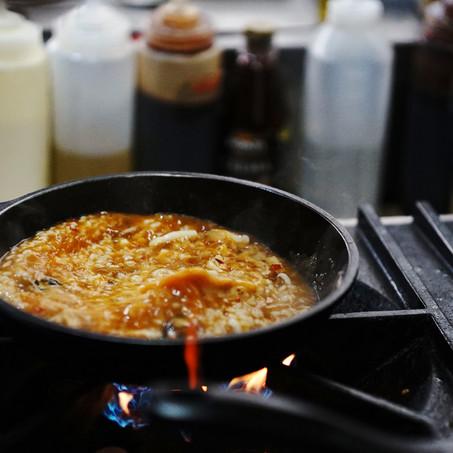 화련 현지의 식재료와 융합된 로맨틱한 이국요리:레스토랑 바르셀로나