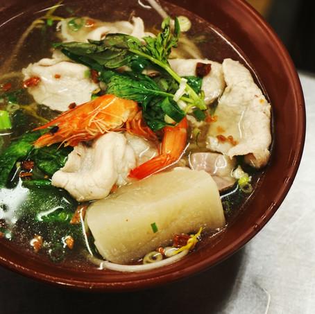さわやかな酸味が食欲をそそる ベトナム料理:武記越南河粉