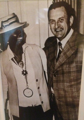 RAY NORMAN WITH PEARL BAILEY