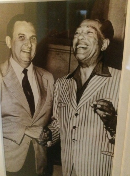 RAY NORMAN WITH DUKE ELLINGTON