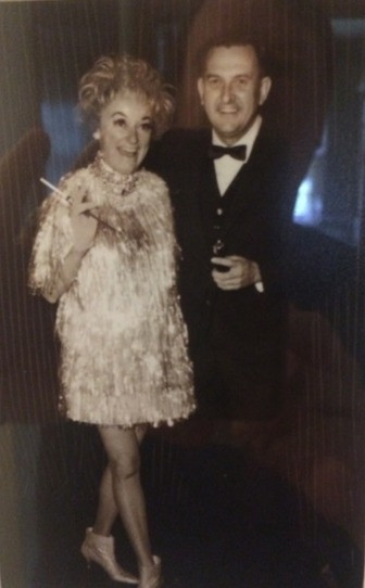 RAY NORMAN WITH PHYLLIS DILLER