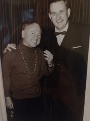 RAY NORMAN WITH MICKEY ROONEY