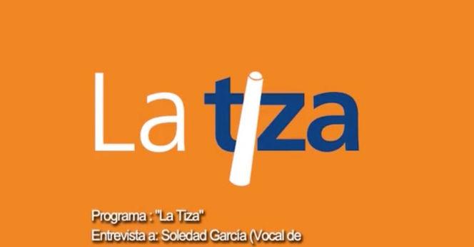 """Educación y Memoria - Entrevista a Soledad García (Vocal de DDHH y Género - """"La Tiza"""" UEPC)"""
