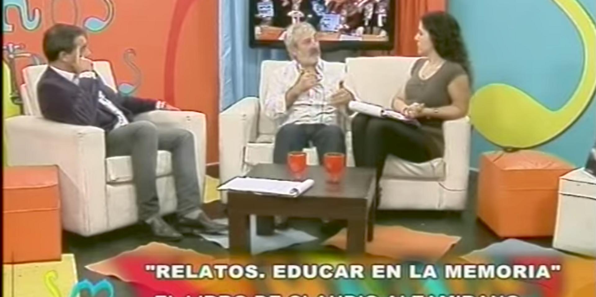 Entrevista a Claudio Altamirano en el programa SM [15-09-2015] Parte2
