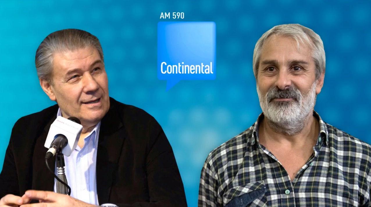 Victor Hugo Morales entrevista a Claudio Altamirano: políticas contra el bullying escolar