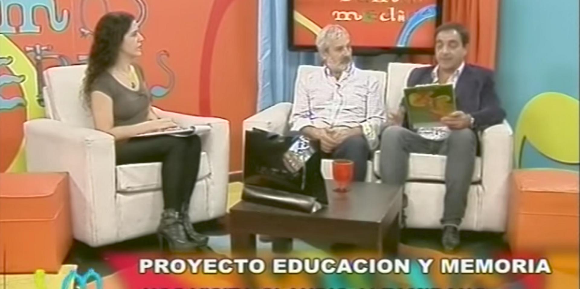 Entrevista a Claudio Altamirano en el programa SM [15-09-2015] Parte1