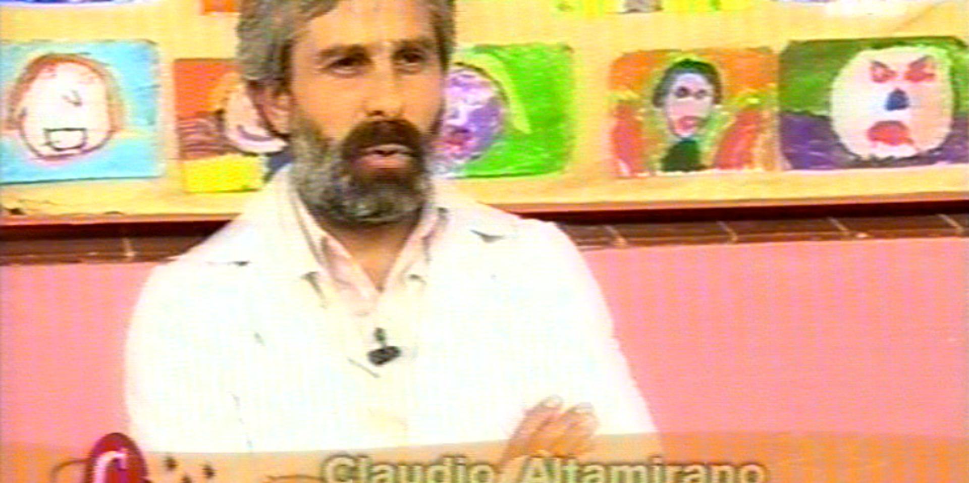 Homenaje Día del Maestro Canal 13 Programa Grandiosas