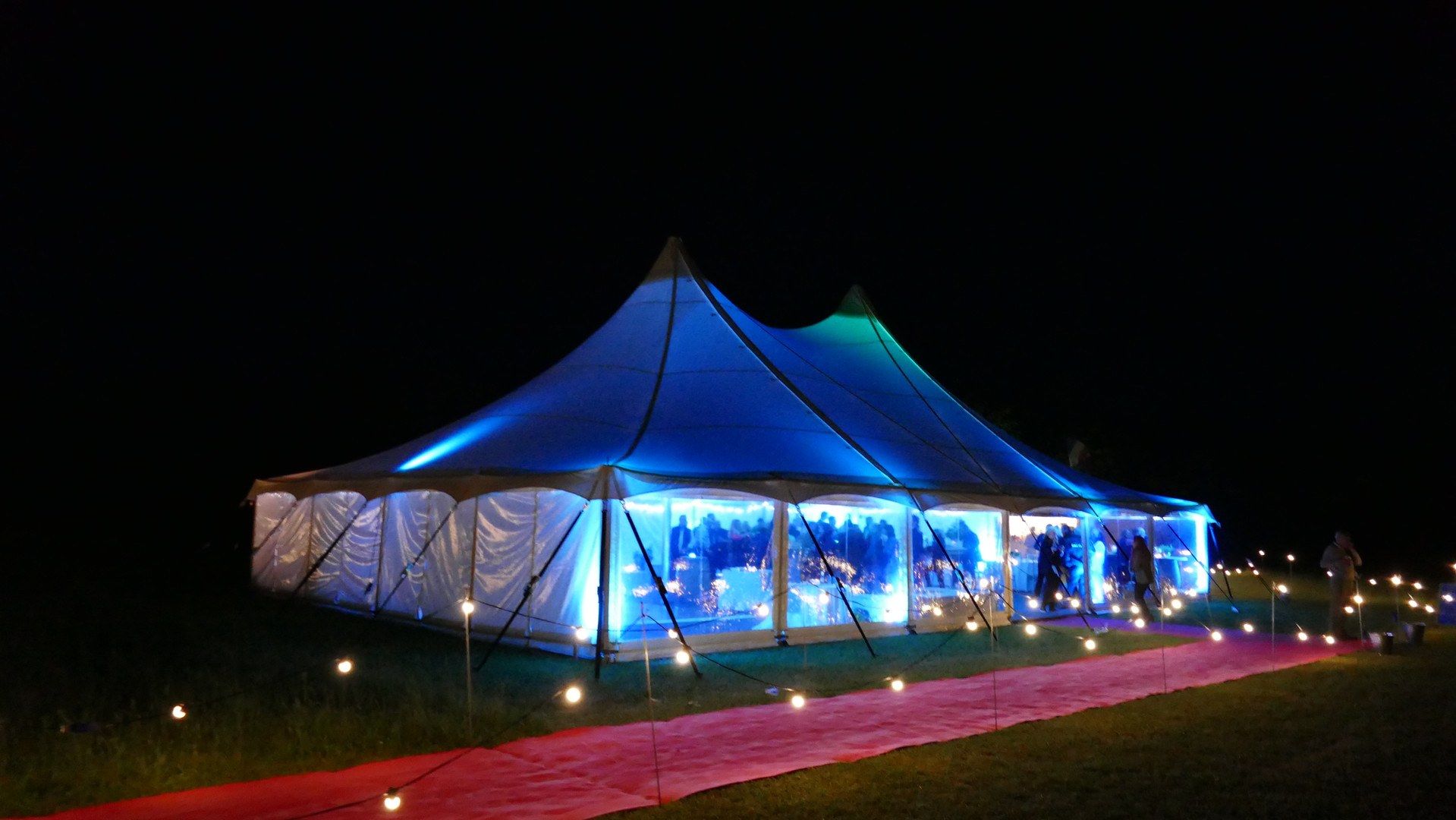 Marlin Marquees Traditional Marquee - 17