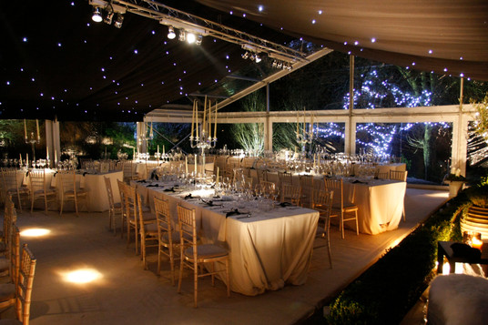 Marlin Marquees Winter Marquee Hire - 03